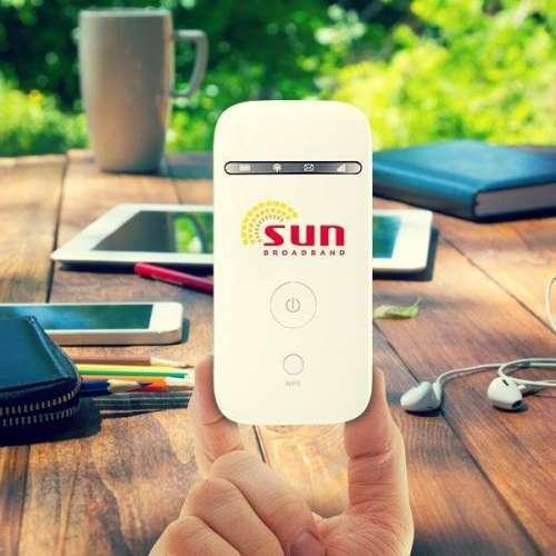Bộ Phát Wifi Từ Sim 3G/4G ZTE MF65 Sun