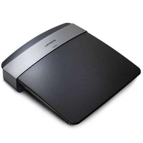 Bộ Phát Wifi Linksys E2500 Dual-Band N (2.4Ghz và 5Ghz) tốc độ 600 Mbps