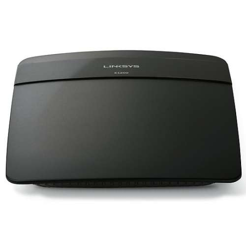 Bộ Phát Wifi Linksys E1200 Chuẩn N 300Mbps