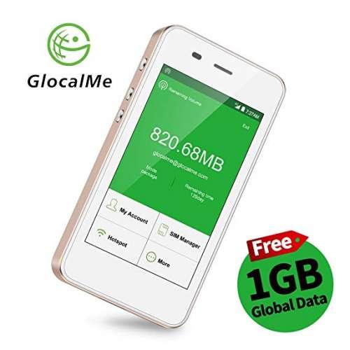 Bộ Phát Wifi Du Lịch GlocalMe G3