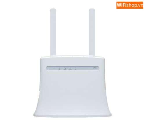 Bộ Phát Wifi 4G ZTe MF283U