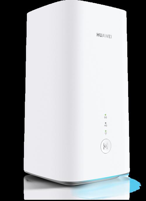 Bộ Phát Wifi 5G LTE Huawei CPE H112-372 tốc độ 2.33Gbps. Wifi thế hệ 6 chuẩn AX 5100Mbps. Hỗ trợ 64 kết nối. Cổng LAN 1Gb