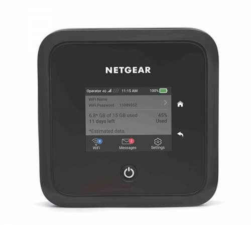 Cục Phát WiFi 5G Netgear M5 (Nighthawk MR5200) Cat 22 bản cao cấp nhất