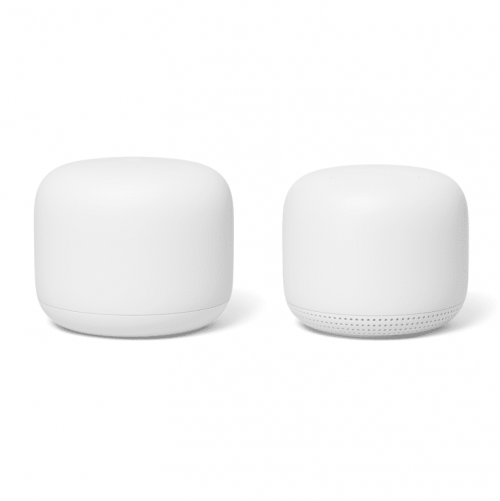 Google Nest Wifi 2 Pack (1 Router + 1 Point) thế hệ mới