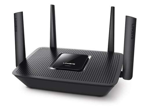 Bộ Phát Wifi Linksys EA8300 Max-Stream AC2200, 3 băng tần