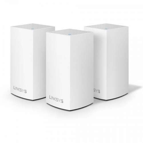 Bộ Phát Wifi Mesh Linksys WHW0103 Velop AC3900 3-Pack
