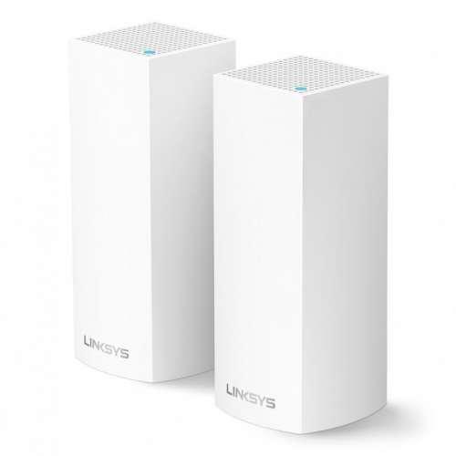 Bộ Phát Wifi Mesh Linksys WHW0302 Velop AC4400 2-Pack