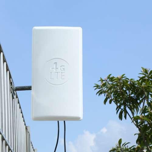 Anten Thu Sóng 3G 4G Ngoài trời cho bộ phát wifi 4G SMA/TS9
