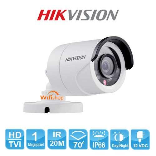 Camera Ngoài Trời Hikvison DS-2CE16D0T-IR 1.0MP