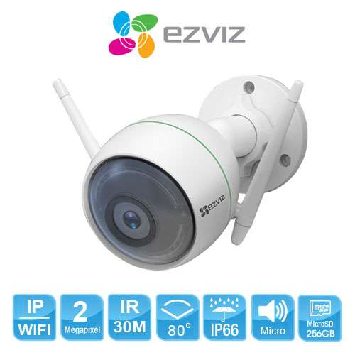Camera ip Wifi Ezviz C3WN CS-CV310 1080P (A0-1C2WFR, 2.8mm)
