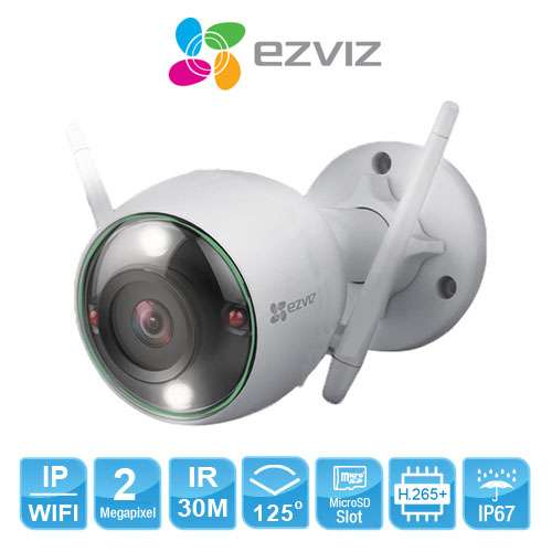 Camera Ezviz CS-CV310-A0-1C2WFR C3WN
