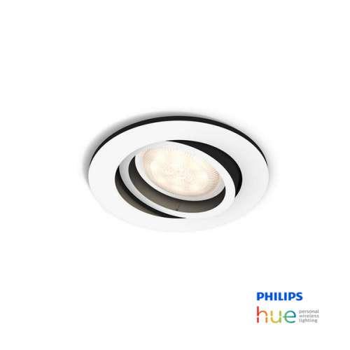 Combo đèn âm trần Philips Hue LED Downlight/Spotlight GU10