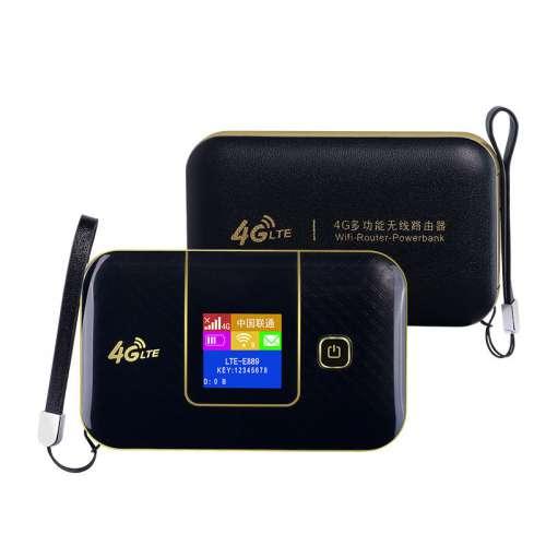 Bộ Phát WiFi 4G Pocket Hiroam H6800 tốc độ 300Mbps