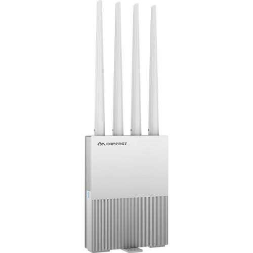 Bộ Phát Wifi 4G Công Nghiệp Comfast E3 tốc độ cao lên tới 300Mbps. Hỗ trợ 32 thiết bị