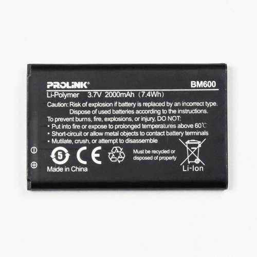 Pin Thay Thế Bộ Phát Wifi 4G Prolink dung lượng Pin 2000mAh
