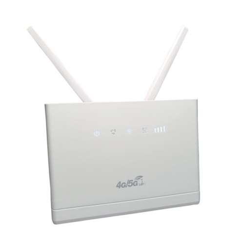 Bộ Phát Wifi 4G CPE RS980 Tộc Độ 300Mps Chuẩn N300 Kết nối 32 máy cùng lúc