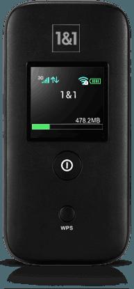 Bộ phát wifi 3G/4G ZTE MF6+