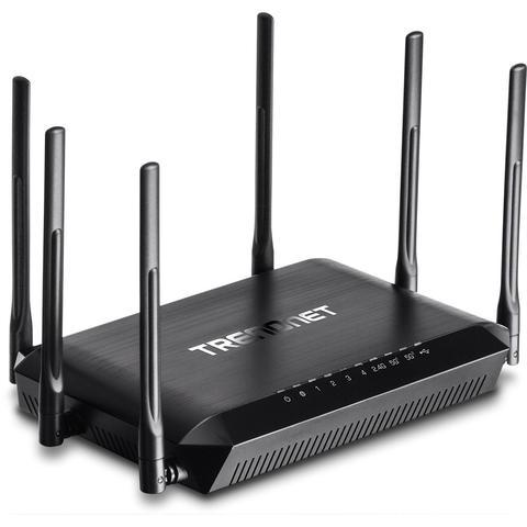 Bộ Phát Wifi TRENDnet AC3200 Tri Band
