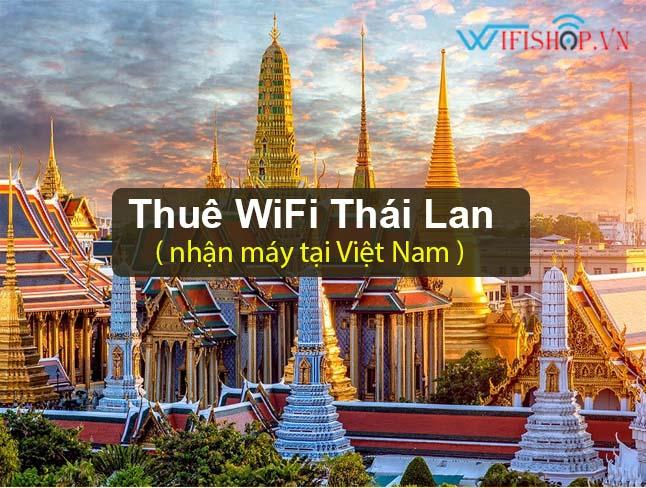 Thuê Wifi Du Lịch Thái Lan