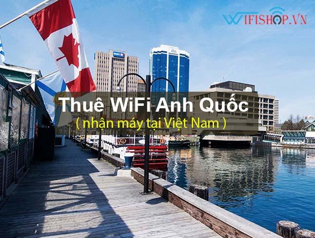 Thuê Wifi Du Lịch Canada