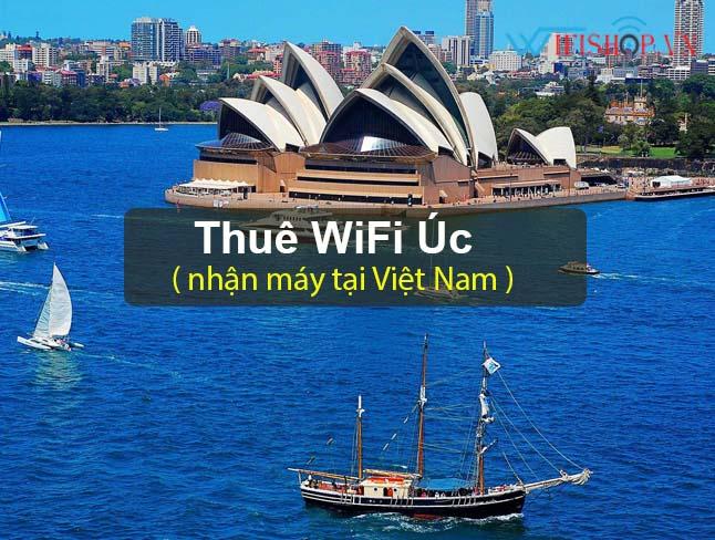 Thuê Wifi Du Lịch Úc