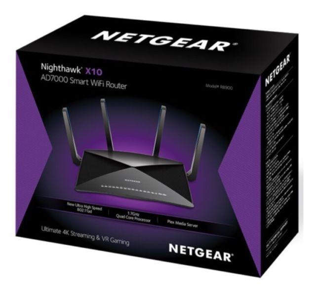 Bộ Phát Wifi Netgear R8900 Nighthawk X10 AD7000