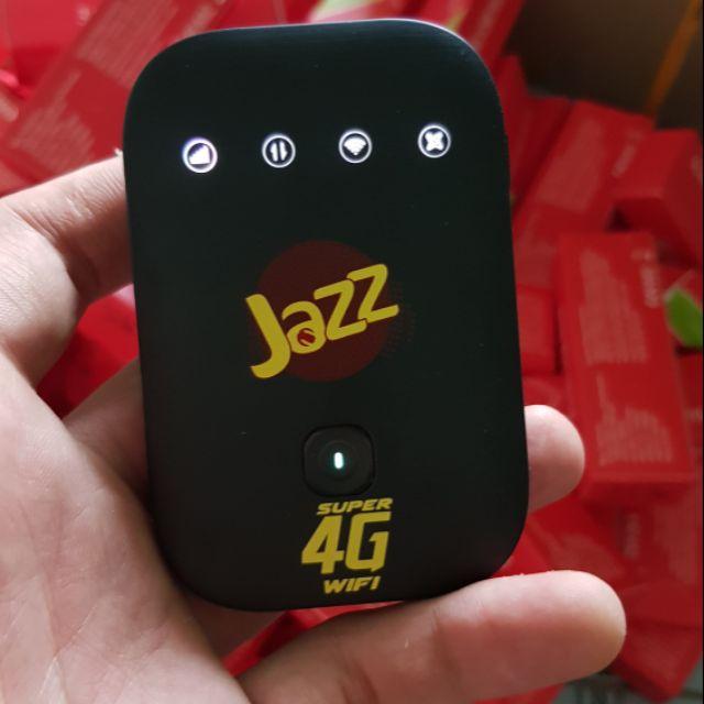 Bộ Phát WiFi 4G Zte MF673 Jazz