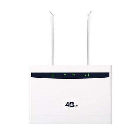 Bộ Phát Wifi 4G CPE 101 Tộc Độ 300Mps Chuẩn N300 Kết nối 32 máy cùng lúc