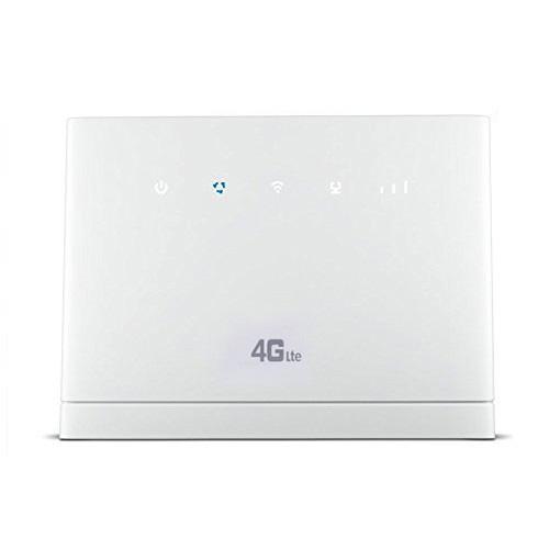 Bộ Phát Wifi 4G Lte CPE 108 Cat4 tốc độ 300mpbs