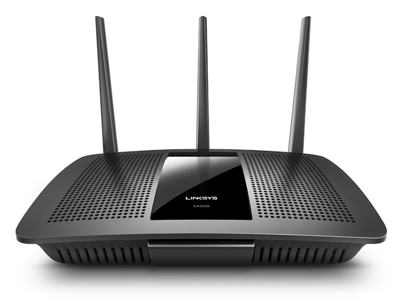 Bộ Phát WiFi Linksys EA7500. Dual-Band. Chuẩn AC1900 MU-MIMO