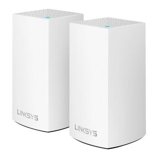 Bộ Phát Wifi Mesh Linksys WHW0102 Velop AC2600 2-Pack
