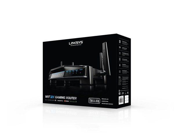 Bộ Phát Wifi Linksys WRT32X AC3200 Hai băng tần