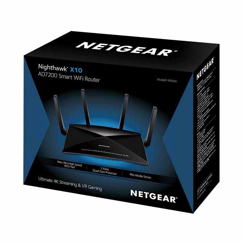 Bộ Phát Wifi Netgear R9000 Nighthawk X10