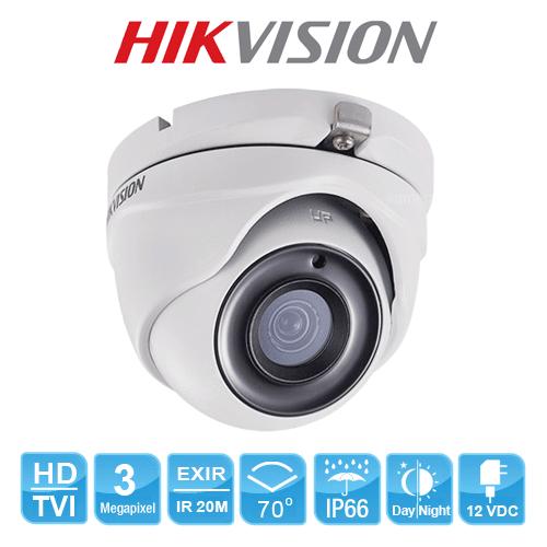 Camera Hikvison DS-2CE56F1T-ITP 3.0MP.