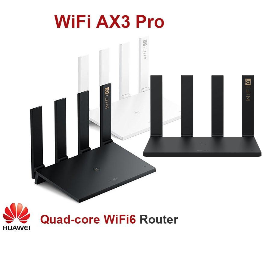 Wifi Mesh Huawei AX3 Pro Quad-core 3 Pack