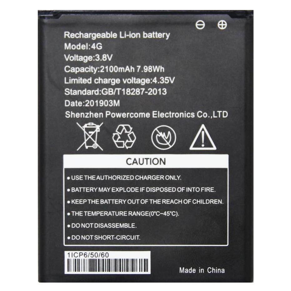 Pin Viettel D6610 - pin thay thế cho bộ phát wifi 4G Viettel D6610