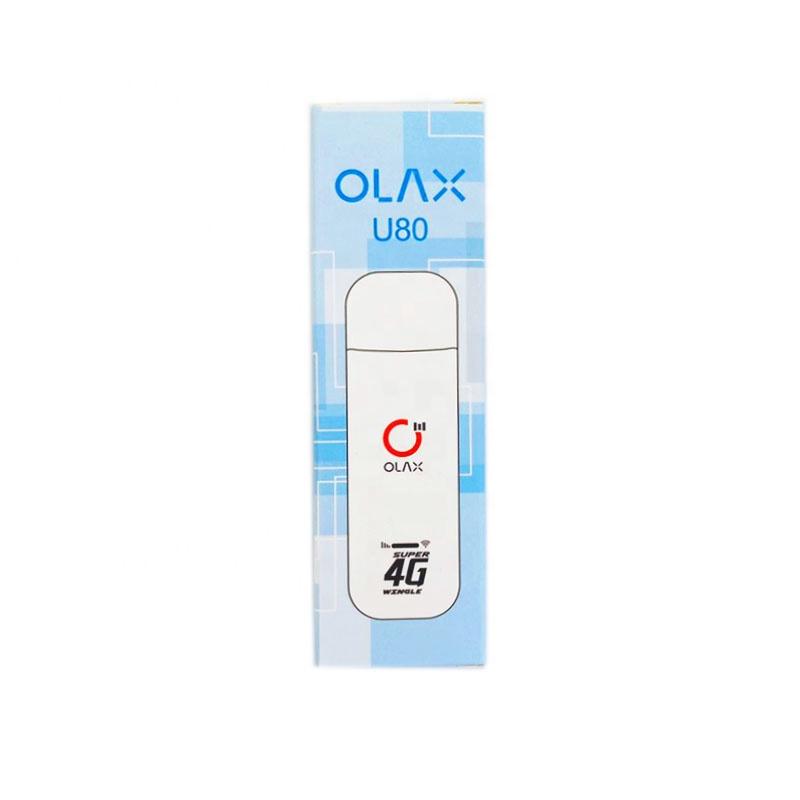 USB Phát Wifi 4G ZTE Olax U80 tốc độ lên tới 150Mbps