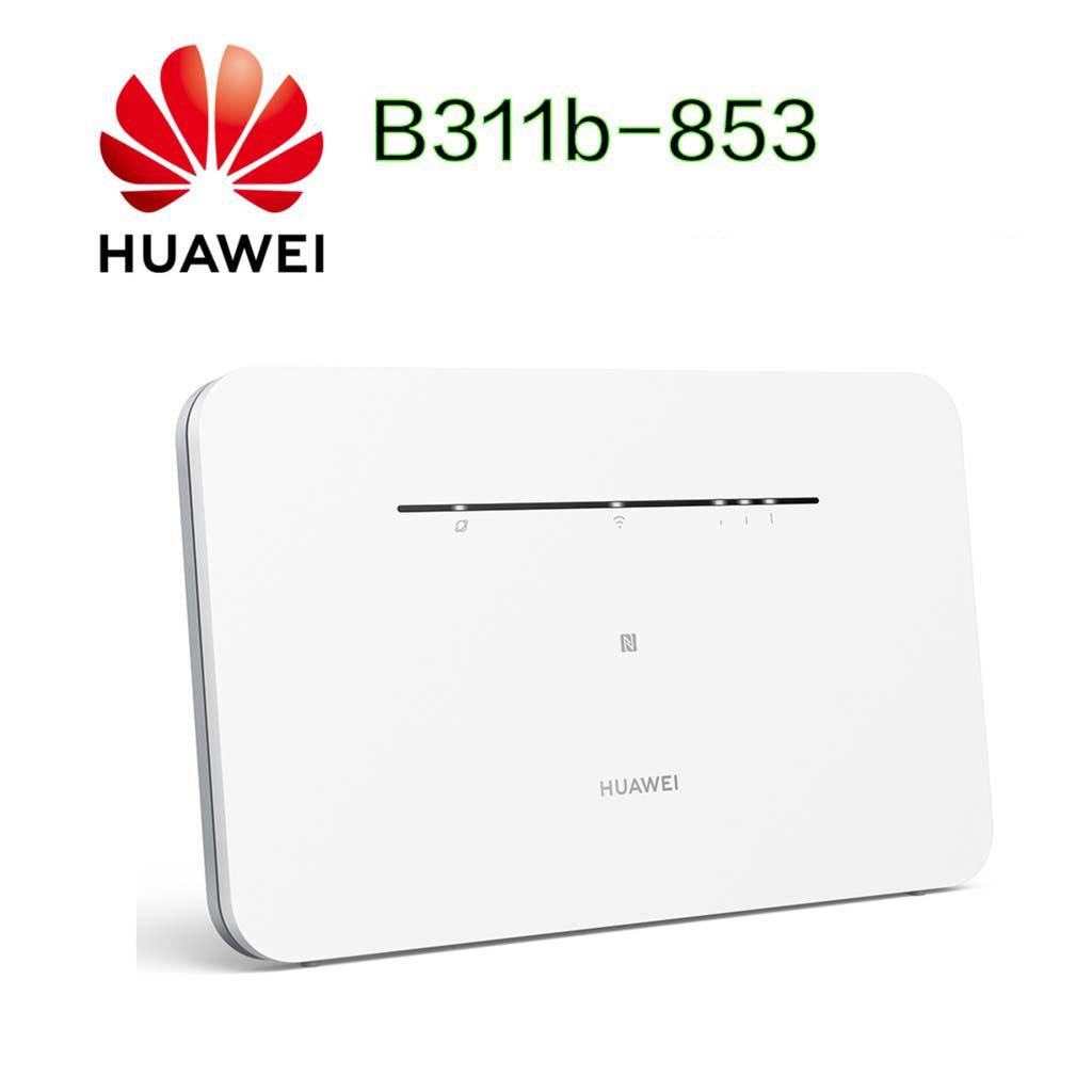 Bộ Phát Wifi 4G Huawei B311B-853 Tốc Độ 1.2Gbps chuẩn ac thế hệ mới