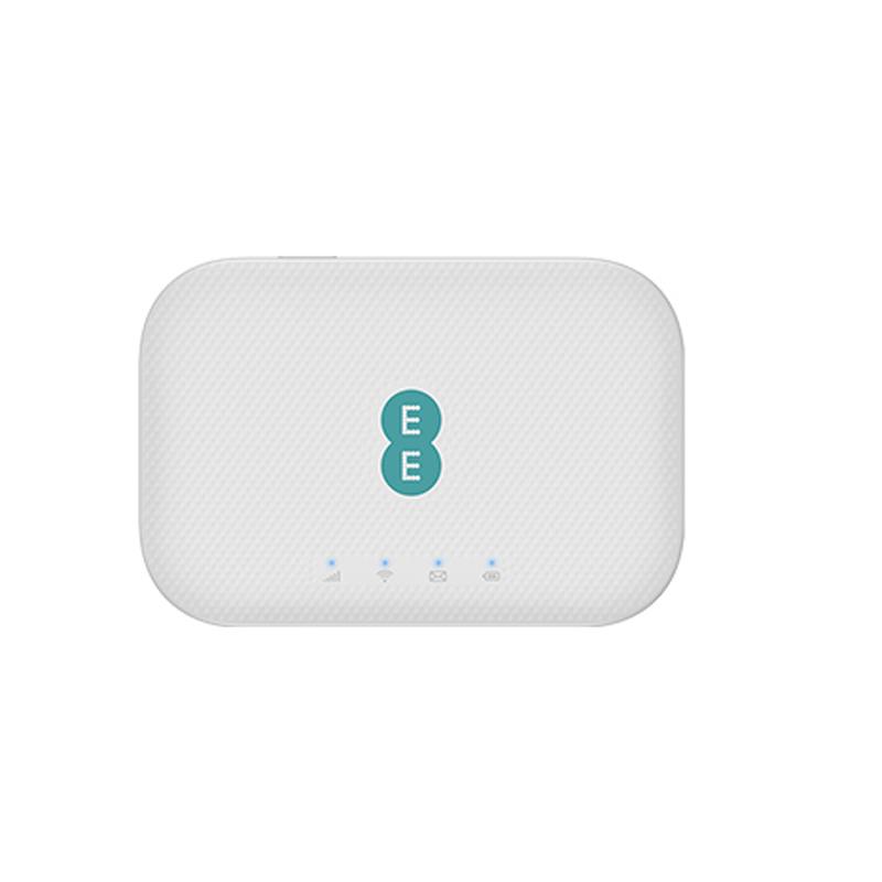 Bộ Phát Wifi 4G Alcatel EE71 Tốc Độ 4G 300Mbps, Hỗ Trợ 20 Kết Nối